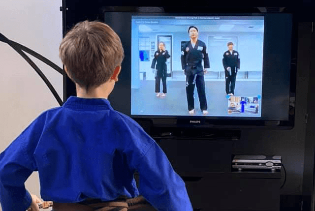 Kidsvirtualnologo, MBD Martial Arts Academy DES PLAINES IL