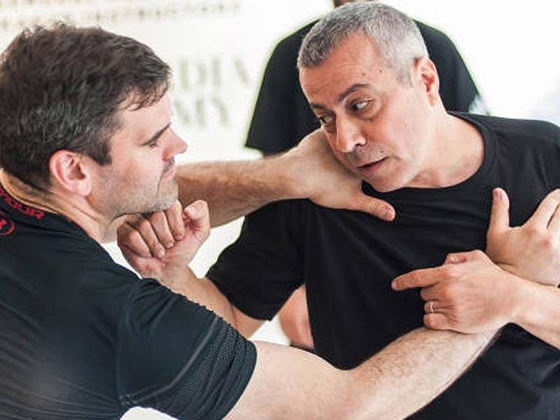 Kravinperson, MBD Martial Arts Academy DES PLAINES IL