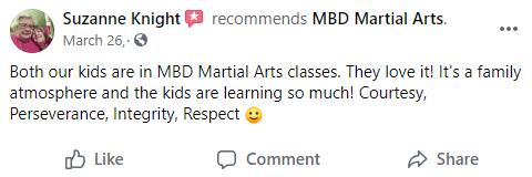 Kids2, MBD Martial Arts Academy DES PLAINES IL
